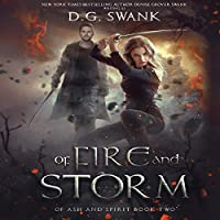 Of Fire and Storm (Piper Lancaster, #2)