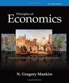 Principles of Macroeconomics (7th edition) Gregory Mankiw (HCC version) NO ACCESS CODE
