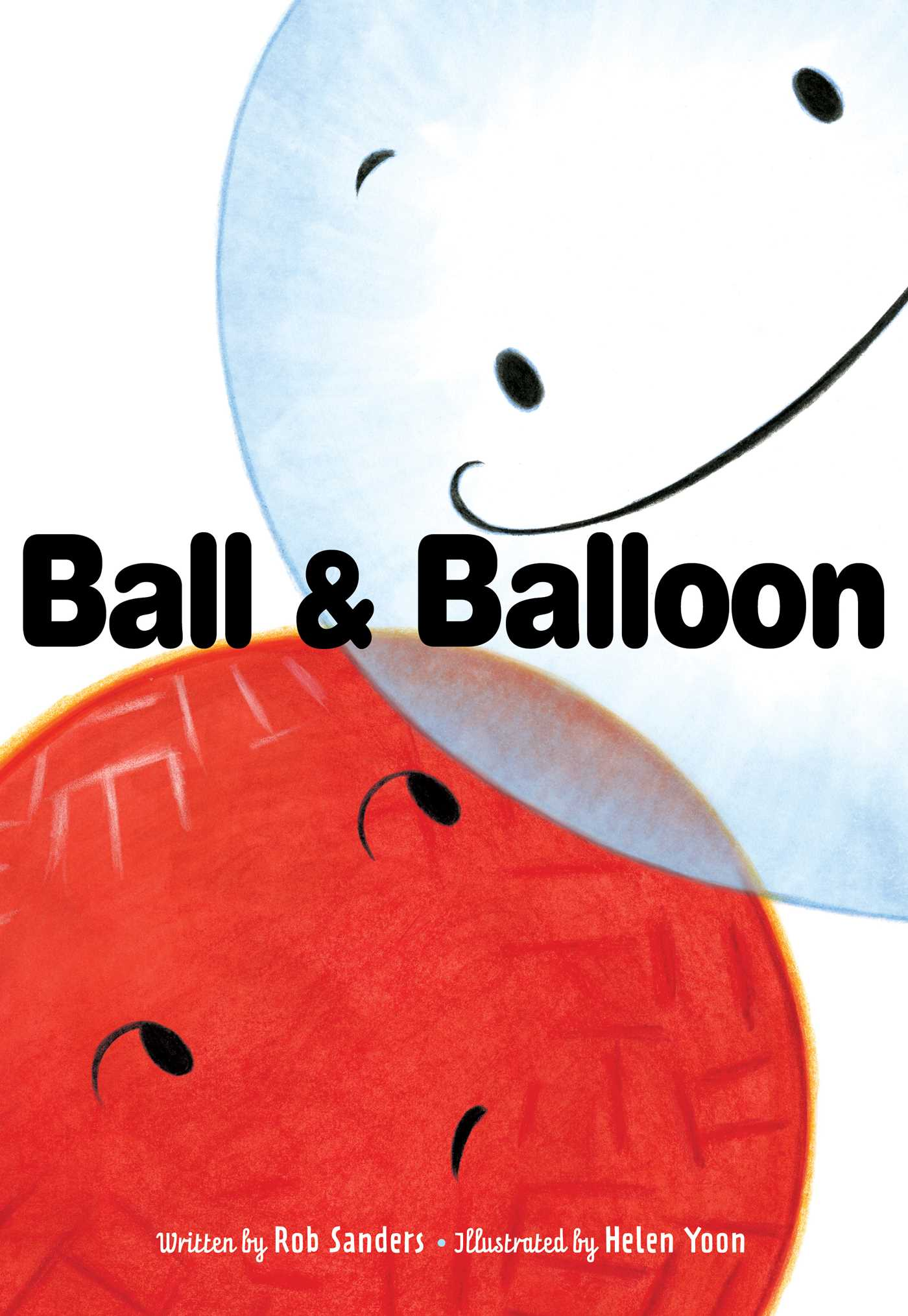 Ball & Balloon by Rob Sanders