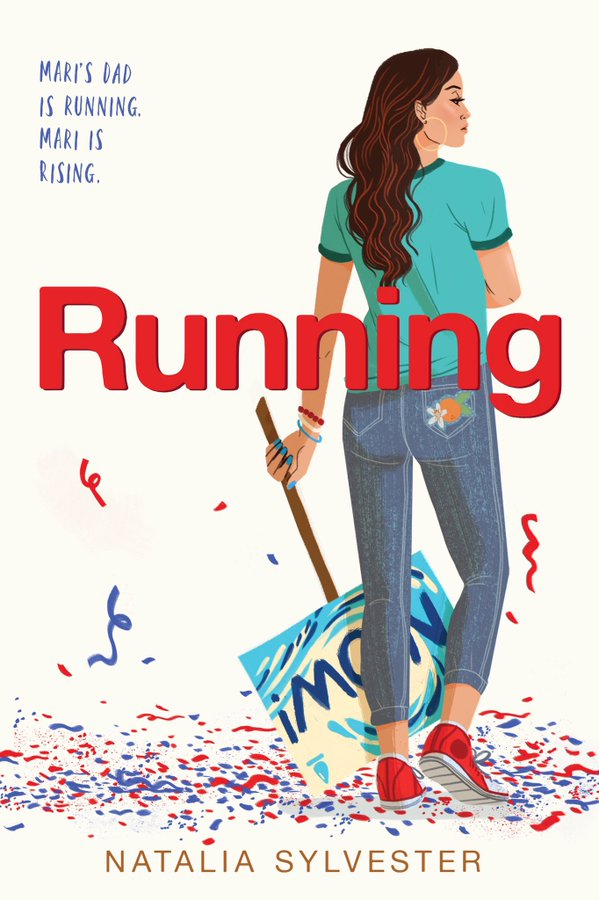 Cover for Running by Natalia Sylvester