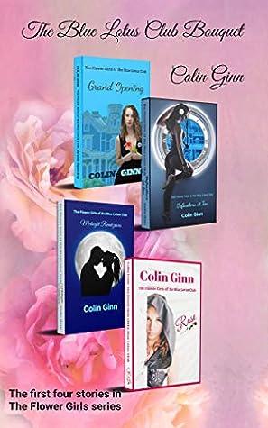 The Blue Lotus Club Bouquet by Colin Ginn