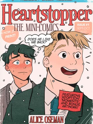 Heartstopper: The Mini-Comics