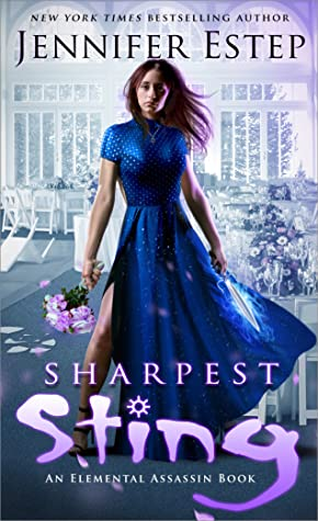 Book Review: Sharpest Sting by Jennifer Estep