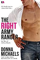 The Right Army Ranger (The Men of At-Ease Ranch, #3)