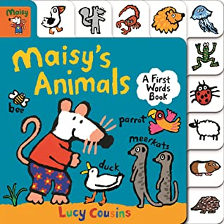 Maisy's Animals by Lucy Cousins