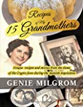 Recipes of my 15 Grandmothers