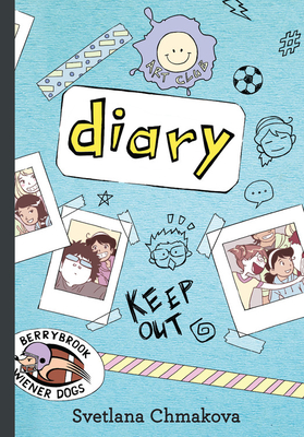 Diary (Berrybrook Middle School, #4)