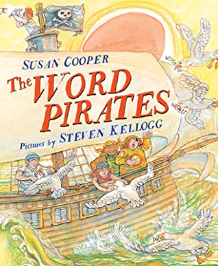 The Word Pirates by Susan Cooper