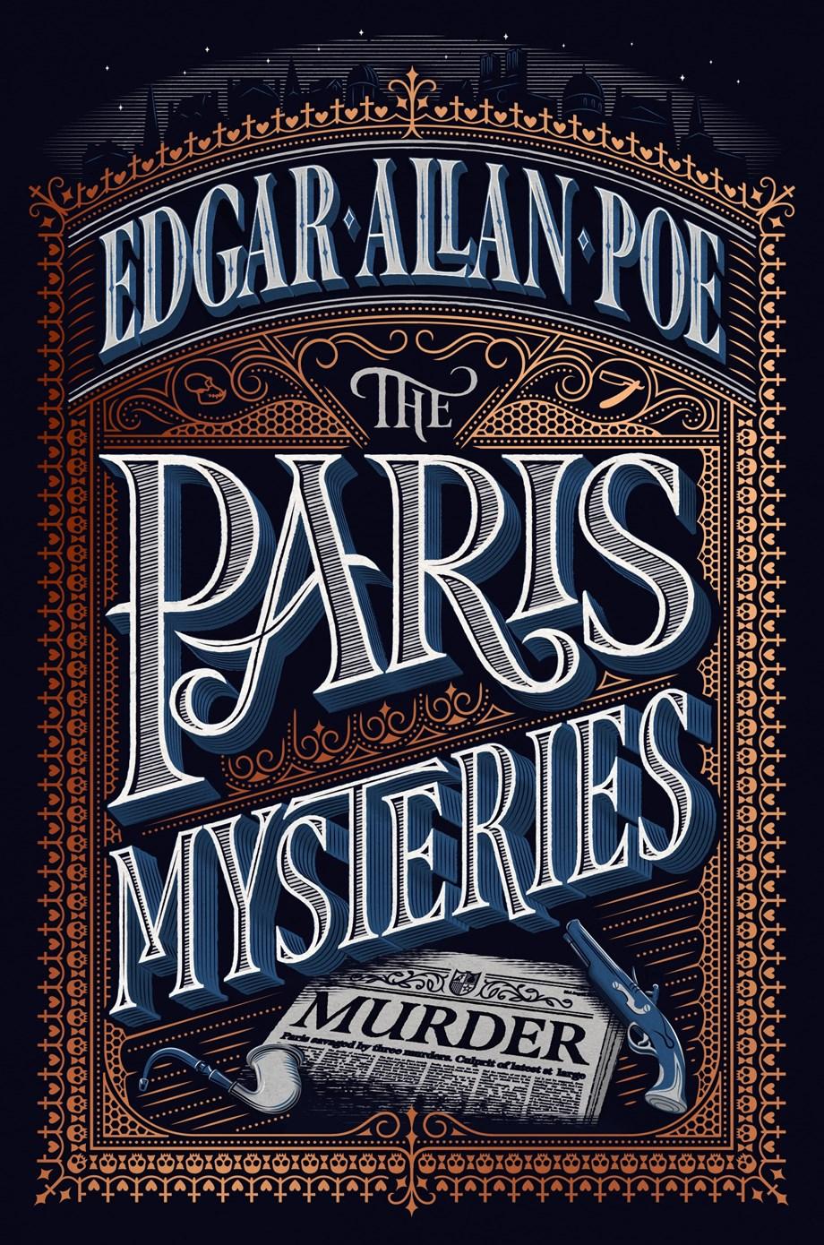The Paris Mysteries - Edgar Allan Poe