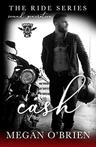 Cash by Megan O'Brien