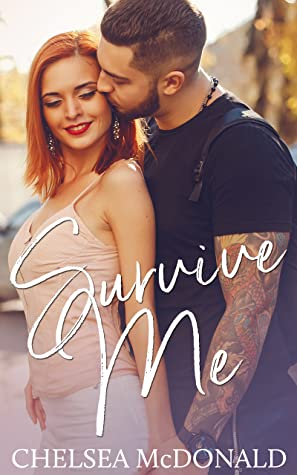 Survive Me (A Vibrations Novella, #4)