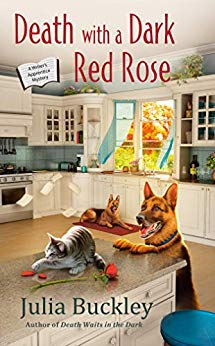 Death with a Dark Red Rose (A Writer's Apprentice Mystery #5)