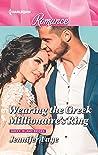 Wearing the Greek Millionaire's Ring (Greek Island Brides #3)