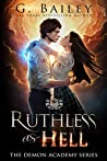 Ruthless as Hell (The Demon Academy #2)