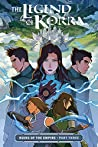 The Legend of Korra: Ruins of the Empire, Part Three (Ruins of the Empire, #3)