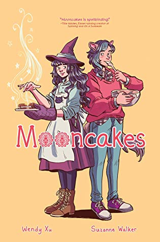 Image result for mooncakes graphic novel