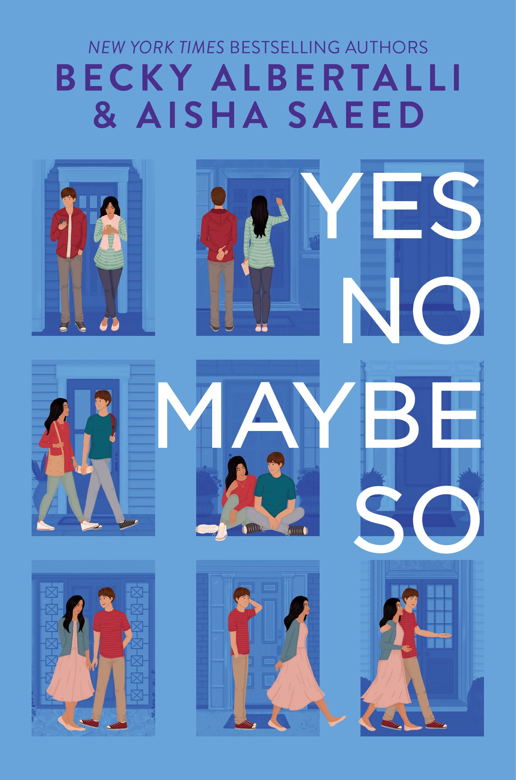 Yes No Maybe So - Becky Albertalli