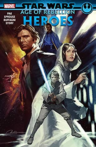 Star Wars: Age Of Rebellion - Heroes (Star Wars: Age Of Rebellion (2019))