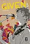 Given Band 05 by Natsuki Kizu