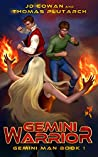 Gemini Warrior: A Superhero Portal Adventure (Heroes Unleashed: Gemini Man Book 1)