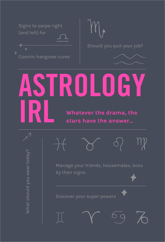 Astrology IRL: Whatever the drama, the stars have the answer …