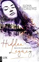 Kalte Flammen (Hidden Legacy, #3.5)