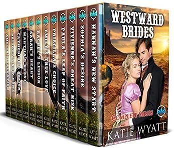 Westward Brides Complete Series (Box Set Complete Series Book 22)