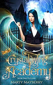 Outling (Crystal Wing Academy, #1)