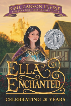 Ella Enchanted (Ella Enchanted #1) by Gail Carson Levine
