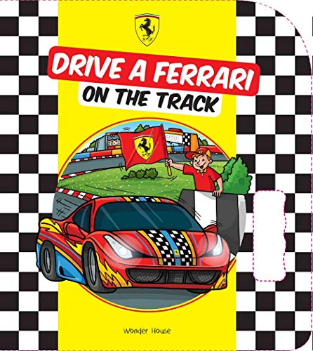 Drive A Ferrari On The Track An Exciting Adventure In The Countryside By Franco Cosimo Panini