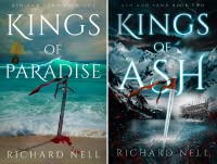 Ash and Sand (2 Book Series)