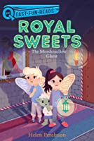 The Marshmallow Ghost: Royal Sweets 4