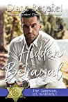 Hidden Betrayal (The Jamesons, US Marshals Book 1)