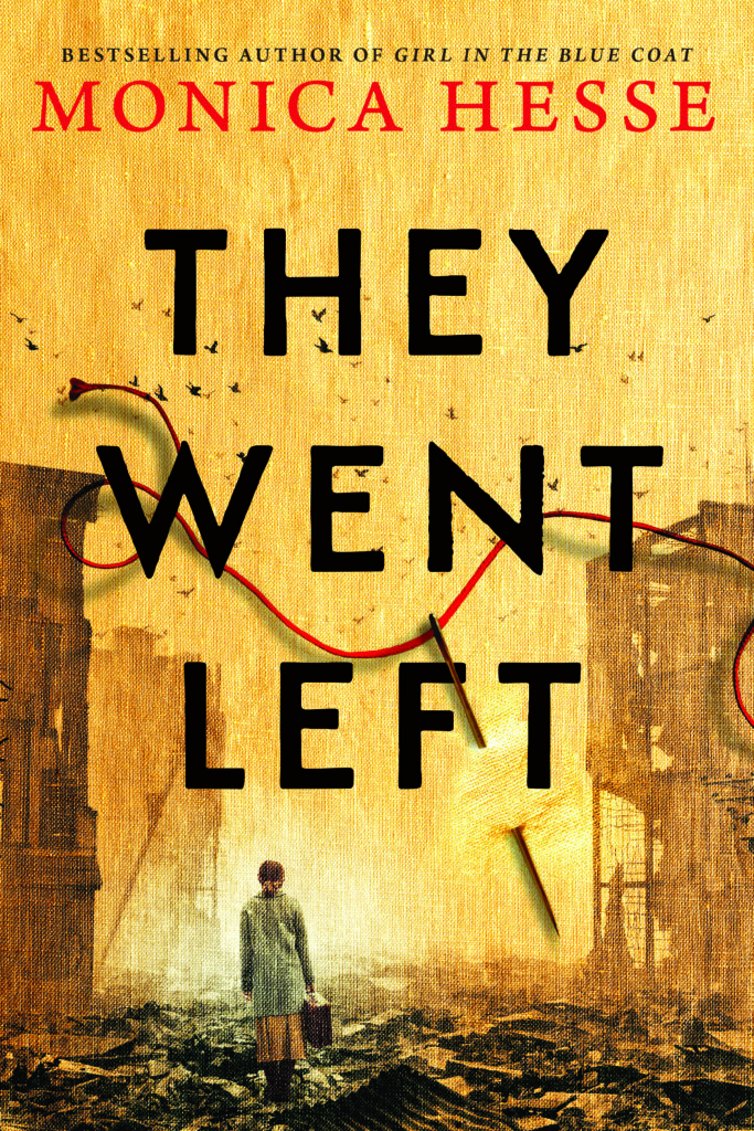 They Went Left - Monica Hesse