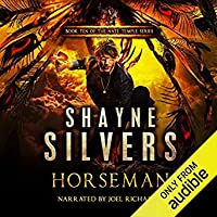 Horseman (The Temple Chronicles, #10)