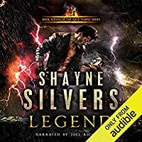 Legend (The Temple Chronicles, #11)
