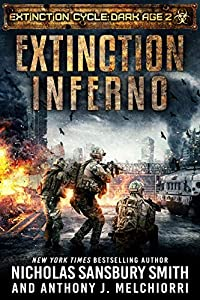 Extinction Inferno (Extinction Cycle: Dark Age #2)