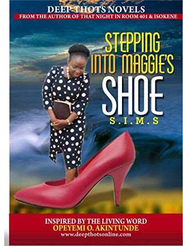 stepping into Maggie's shoes