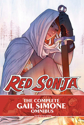 The Complete Gail Simone Red Sonja Oversized