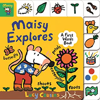 Maisy Explores by Lucy Cousins