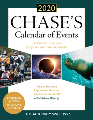Chase Calendar 2020 Chase's Calendar of Events 2020: The Ultimate Go To Guide for