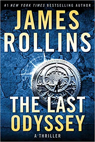 The Last Odyssey (Sigma Force, #15)