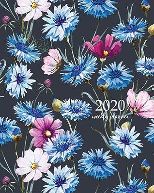 2020 Weekly Planner Calendar Schedule Organizer Appointment
