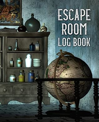 Escape Room Log Book: Premium Escape Room Tracker for Puzzle & Game Enthusiasts - 110 Pages - 7 1/2 x 9 1/4 in