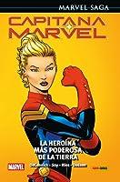 La heroína más poderosa de la Tierra (Capitana Marvel #1)