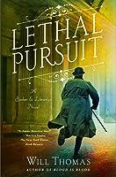 Lethal Pursuit (Barker & Llewelyn, #11)