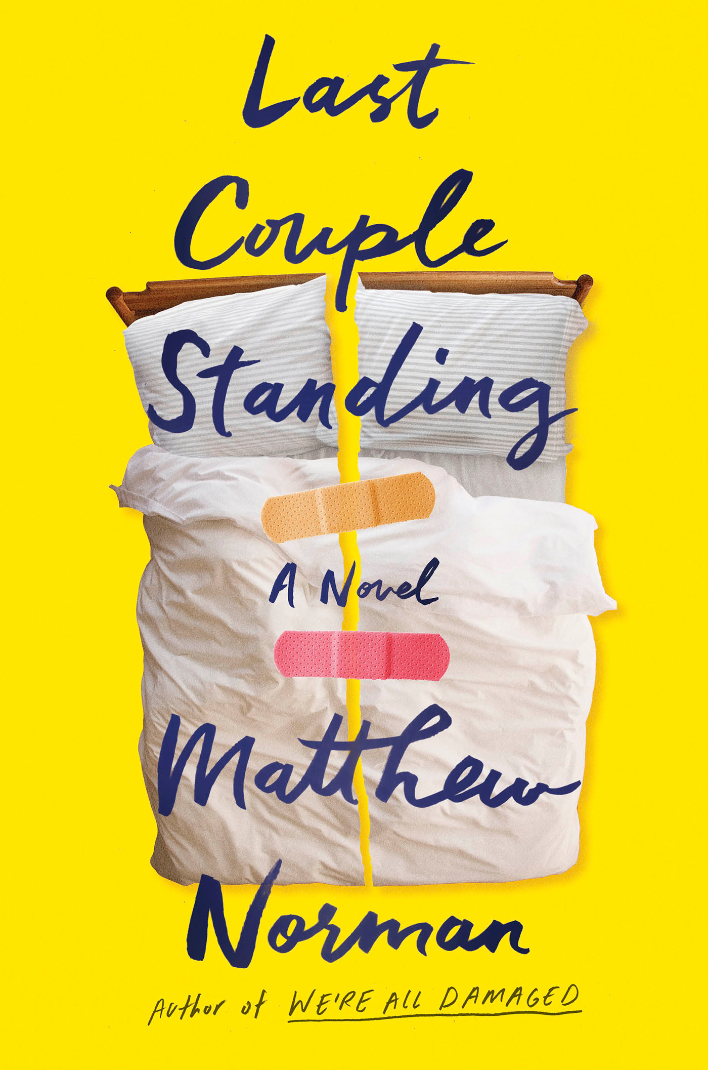 Last Couple Standing - Matthew Norman