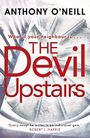 The Devil Upstairs Book Cover