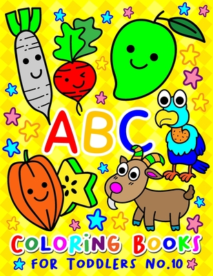 Abc Coloring Books For Toddlers No 10 Abc Pre K Workbook Abc Book Abc Kids Abc
