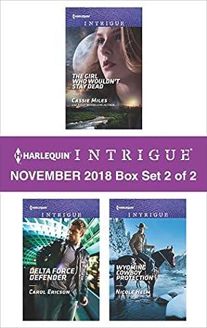 Harlequin Intrigue November 2018 - Box Set 2 of 2: An Anthology